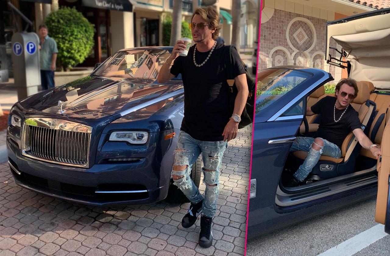 Jonathan Cheban Rolls Royce