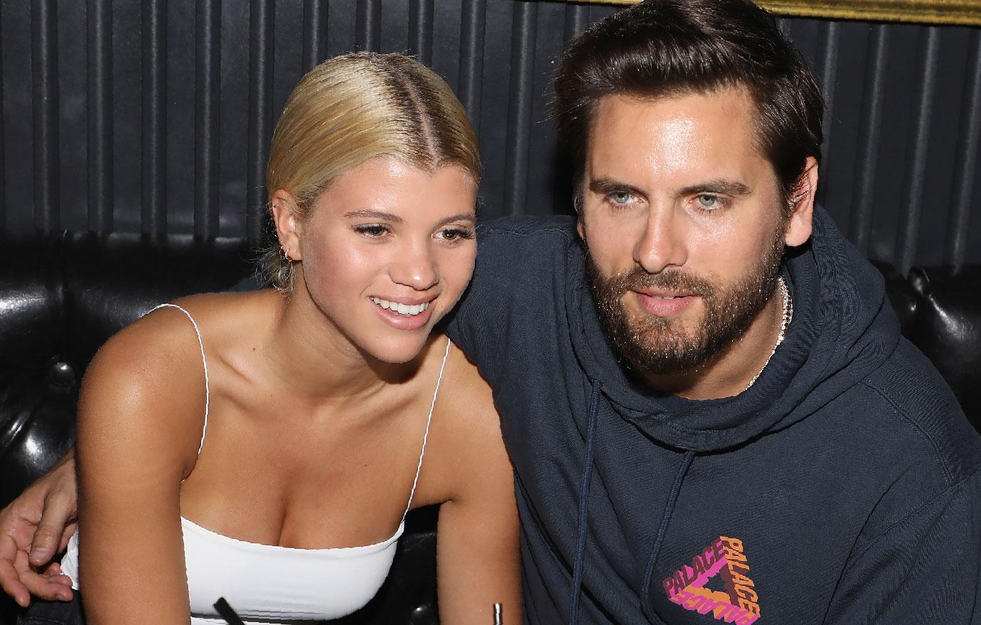 Sofia Richie Celebrates 20th Birthday In Mexico With Scott Disick