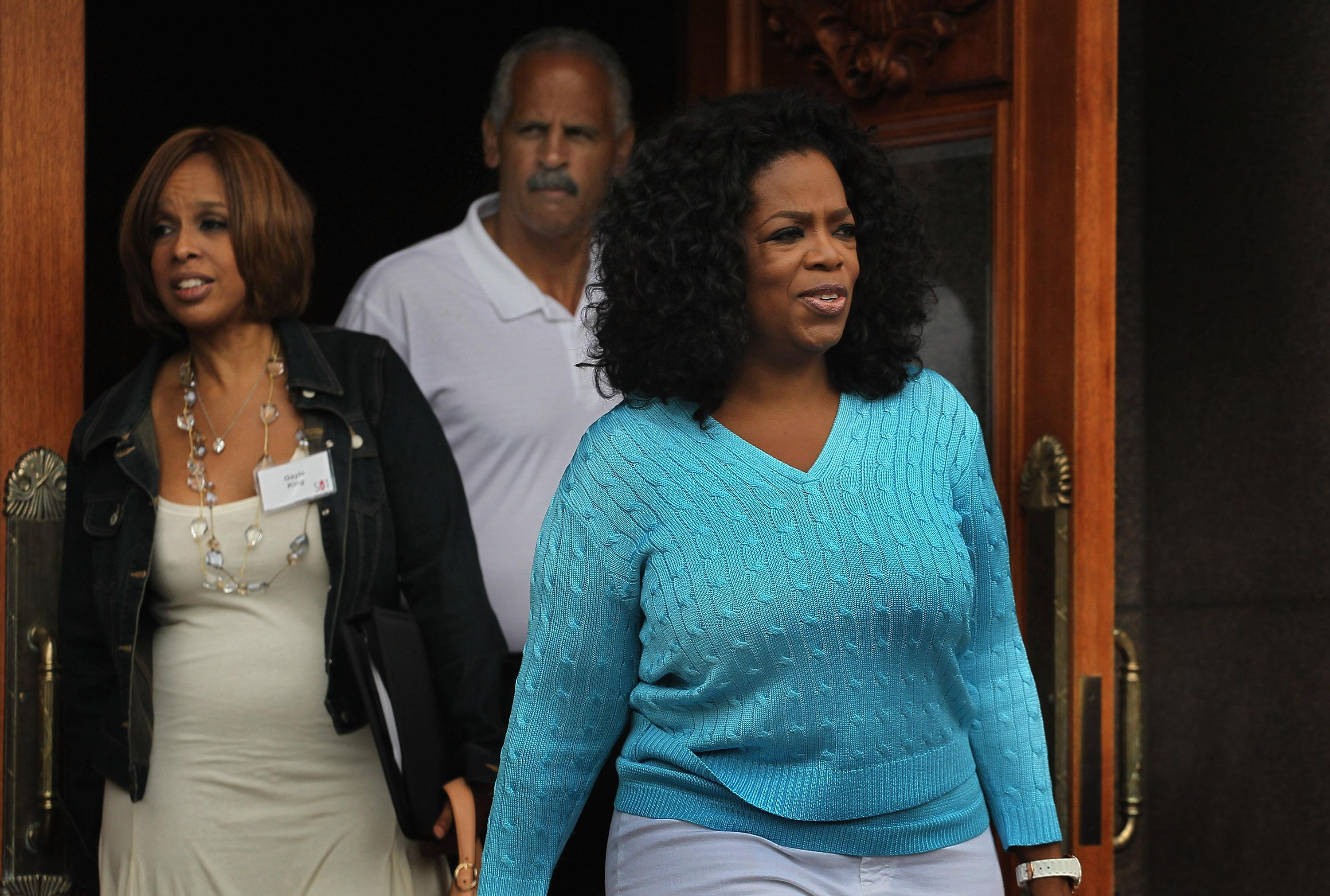 //stedman oprah winfrey wedding ultimatum