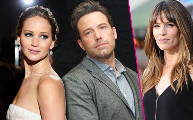 Ben Affleck & Jennifer Lawrence Work Relationship