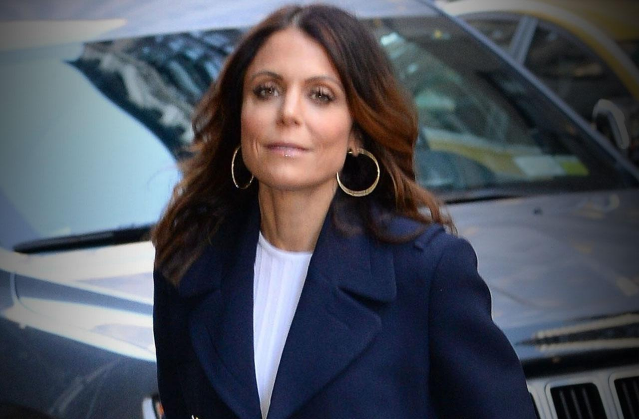 //Why Bethenny Frankel Ditched RHONY Party pp