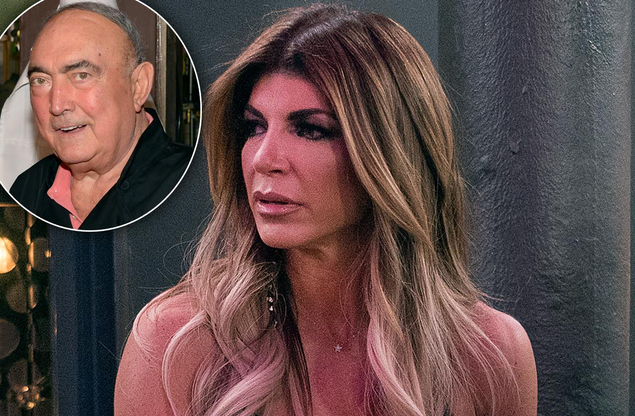 Teresa Giudice Dad Hospital Health Taking Turn Worse