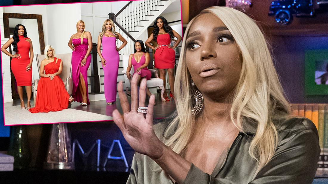 NeNe Leakes Not Suspended From 'RHOA' After Closet Fight