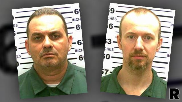 Prison Break New York Richard Matt Shot