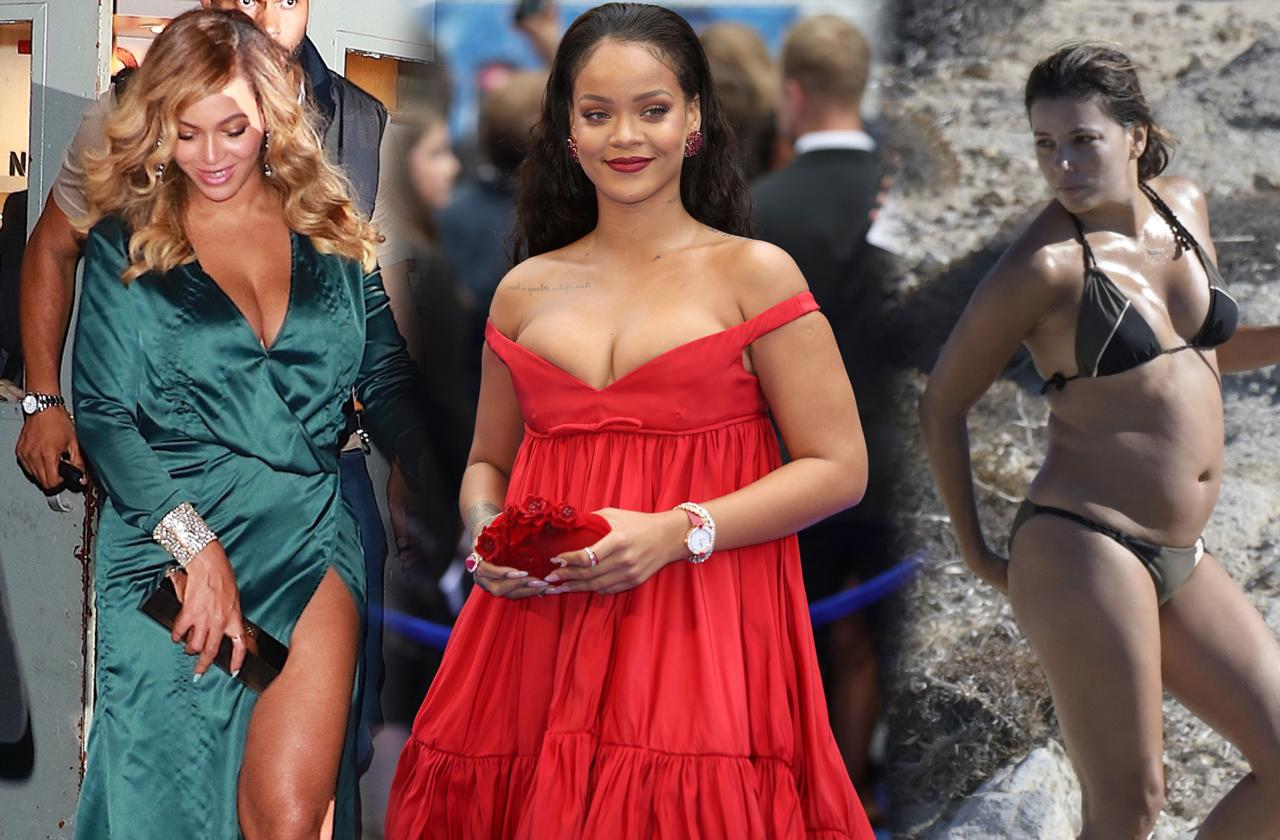 Celebrities Who Gained Weight In 2017