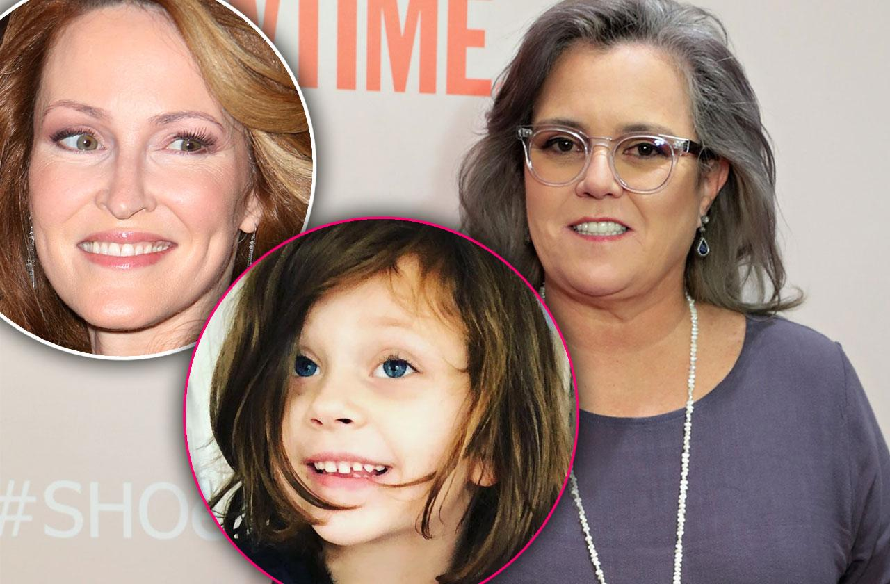Rosie Odonnell mother in law claims ex wife did not see daughter