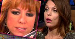 Bethenny Frankel Jill Zarin Pig Enemy Real Housewives New York