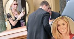 The Queen of Versailles Funeral Selfies