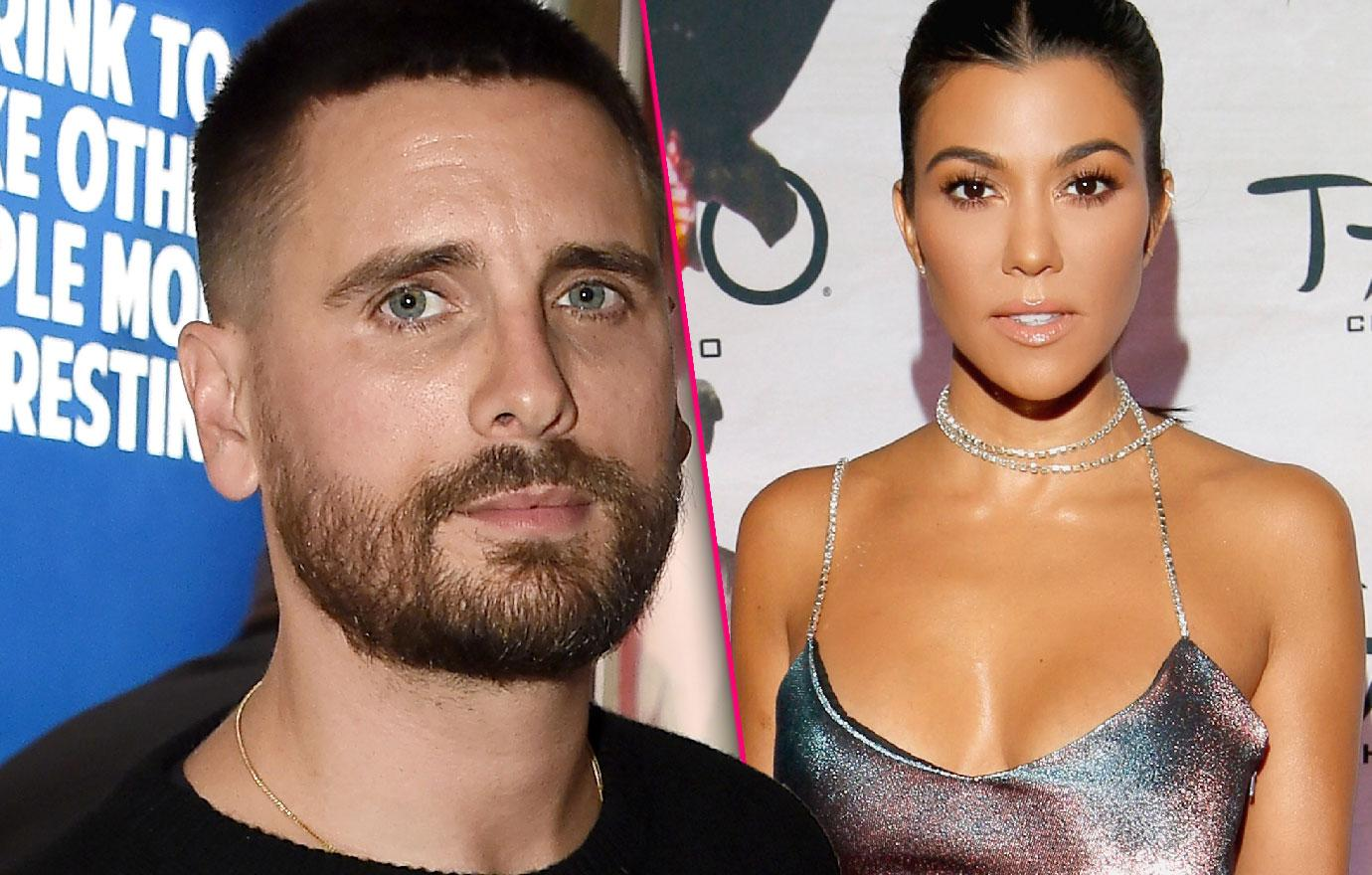 Kourtney And Scott Reconciliation On Bali Family Trip Together