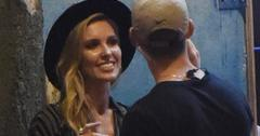 Audrina Patridge Flirts With Mystery Man On Hills Reboot