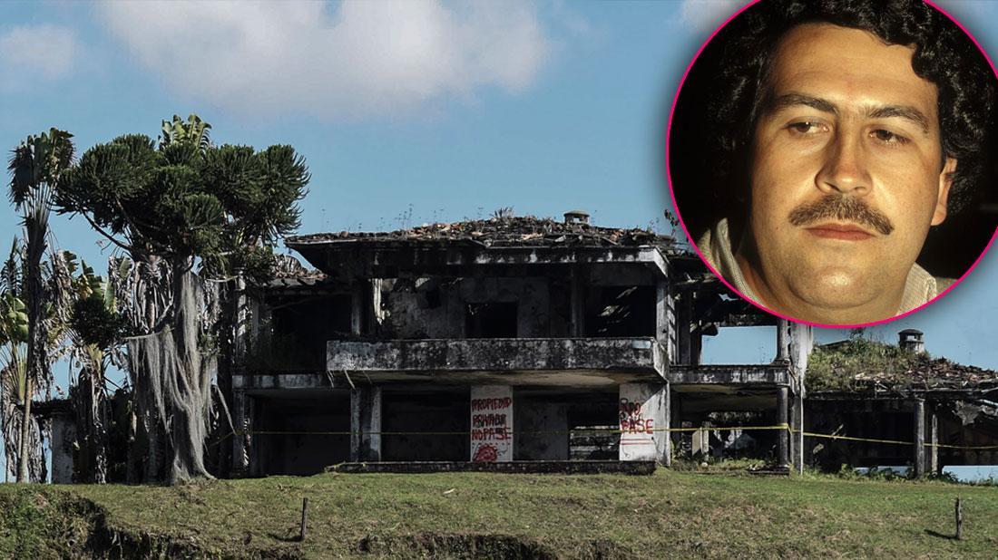 Pablo Escobar Gardener Evicted La Manuela Retreat