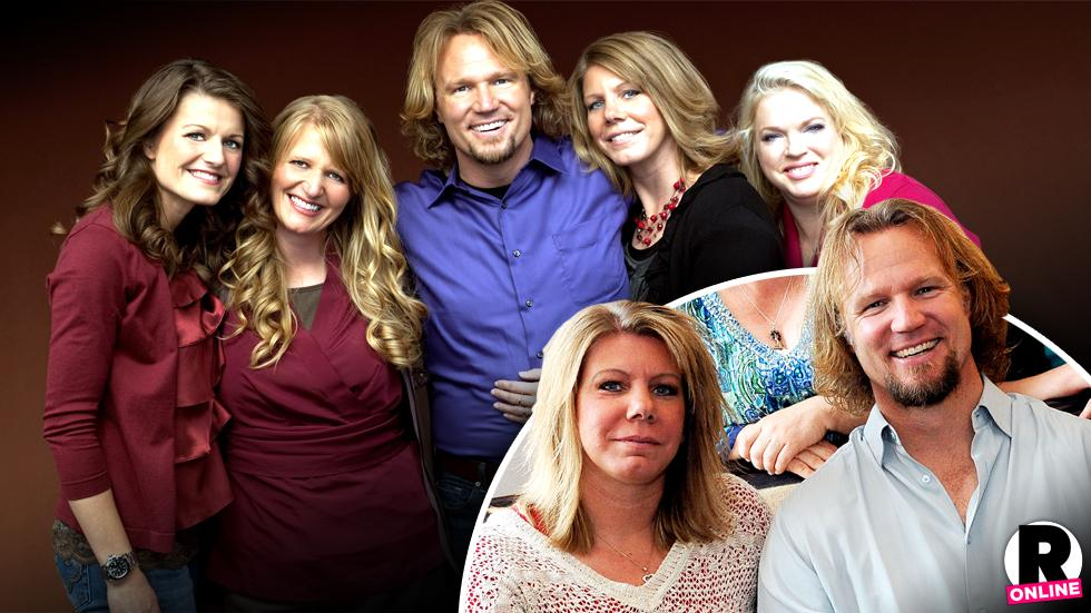 Sister Wives Sneak Peak Meri Brown Divorce Opens Up