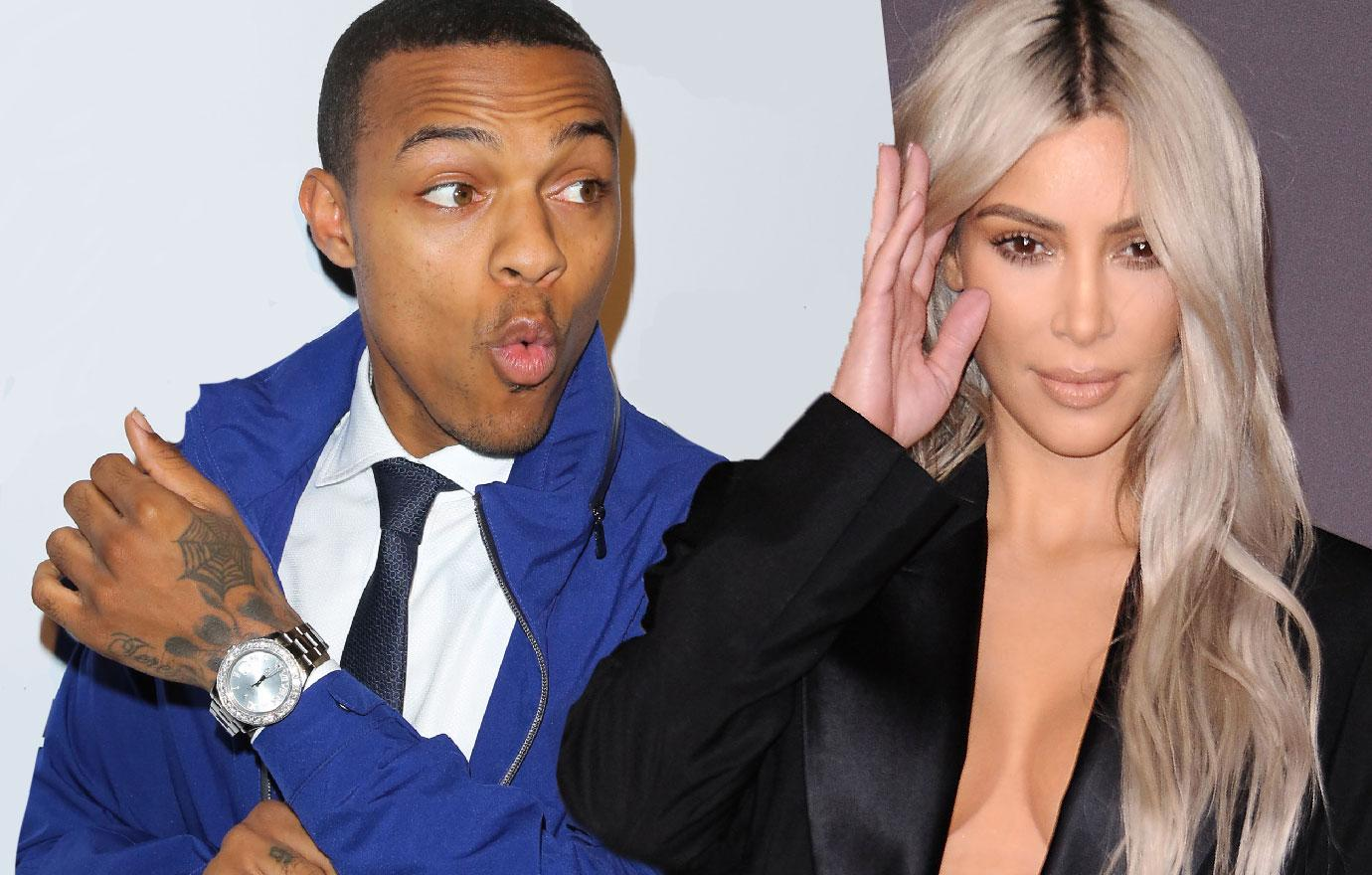 Bow Wow Kept Kim Kardashian