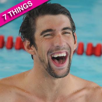 //michael phelps seven things splash