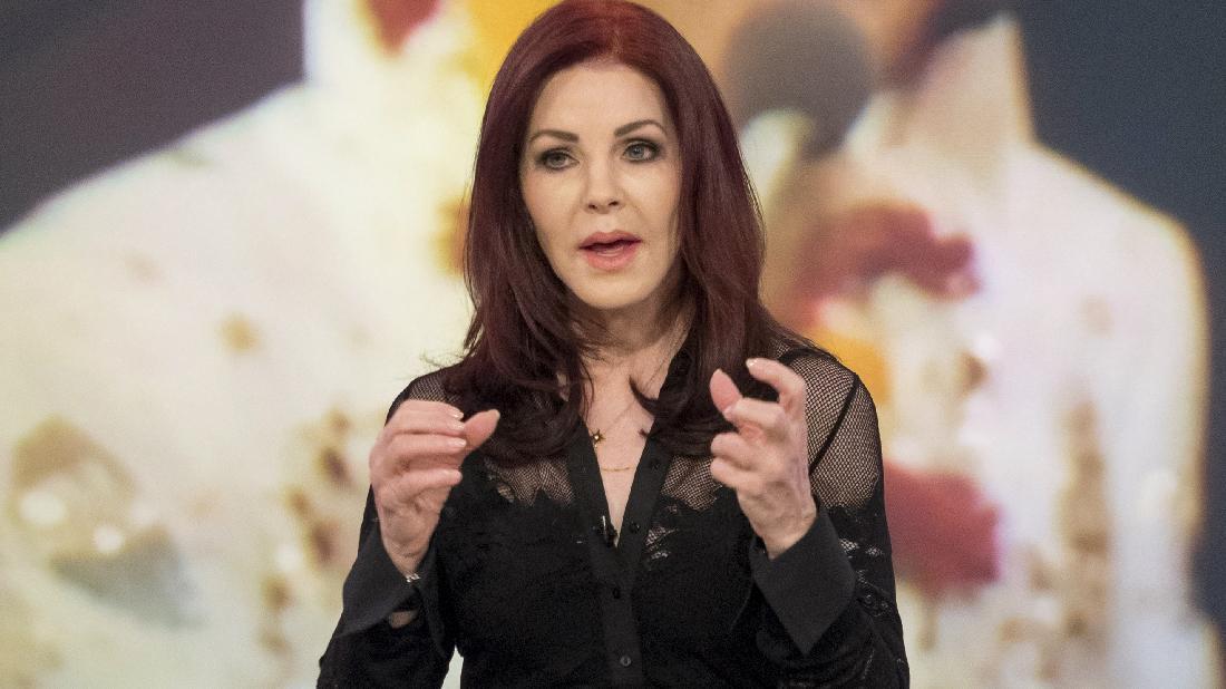 Priscilla Presley Announces Death Of Horse At Graceland