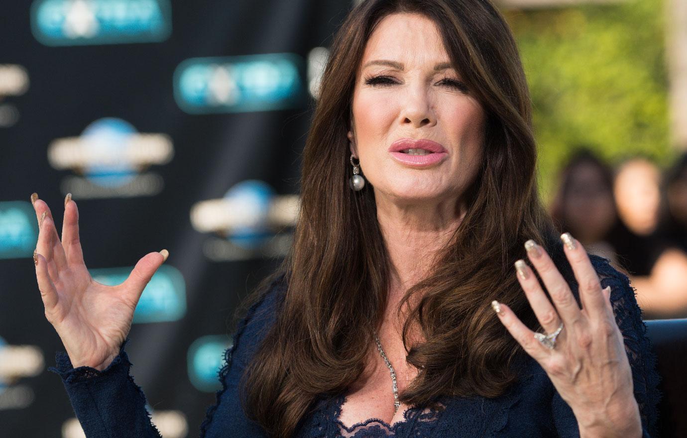 Real Housewives Accuse Lisa Vanderpump Of Leaking To Radar