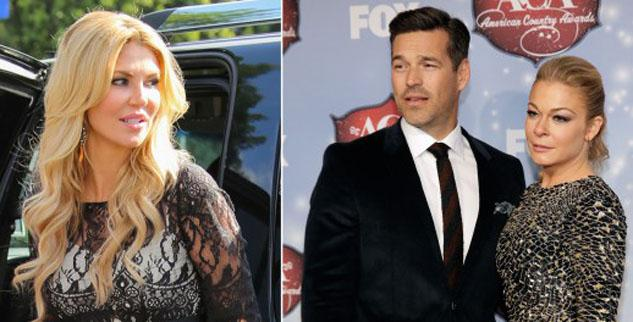 Glanville Admits To Extramarital Affairs While Married To Eddie Cibrian