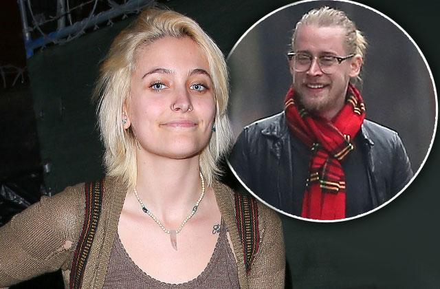 //Paris Jackson Macaulay Culkin Drugs Help Godfather pp