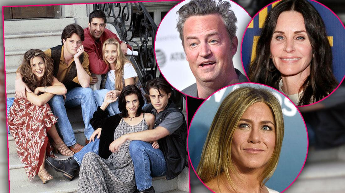 'Friends' Reunion Special Will Potentially Launch On HBO Max