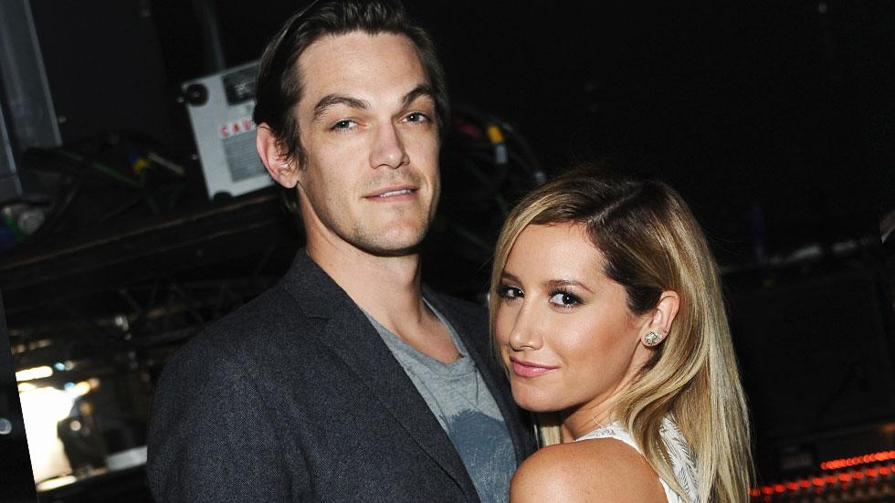 //ashley tisdale and christopher french married