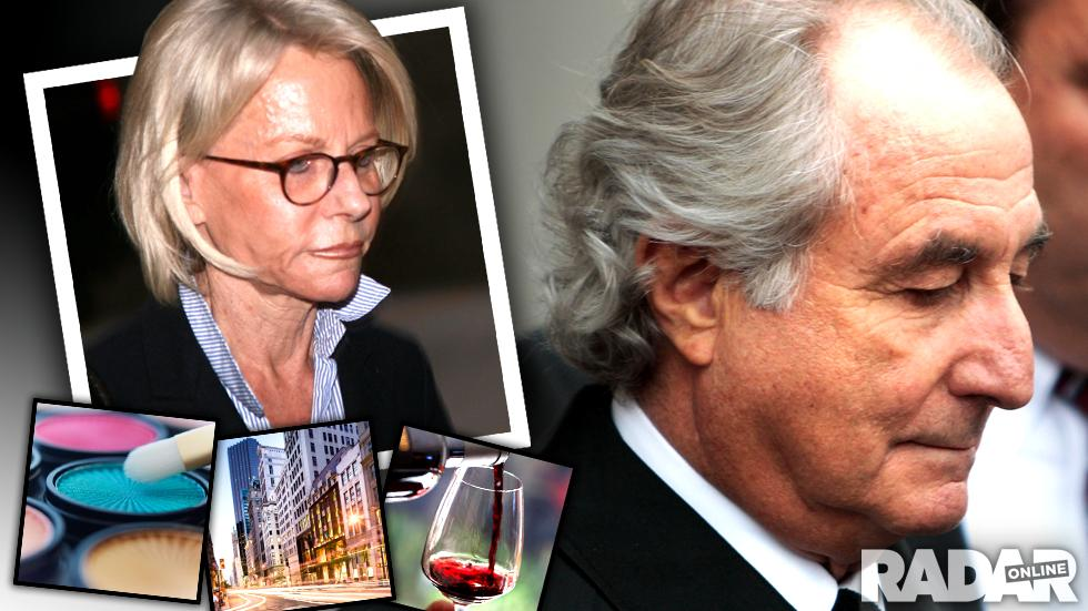 //bernie madoff wife ruth spends thousands designer clothes cosmetics fine wine luxurious new life pp sl