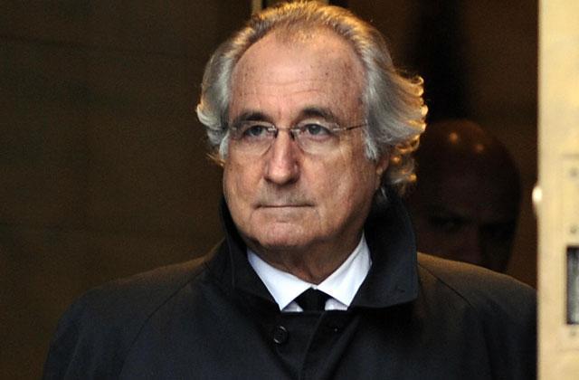Bernie Madoff Ponzi Scheme Audio Series
