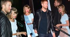 Taylor Swift Calvin Harris Cheating Scandal Photos