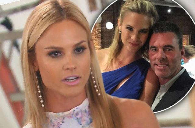 meghan king edmonds pregnant defends jim edmonds marriage problems rhoc