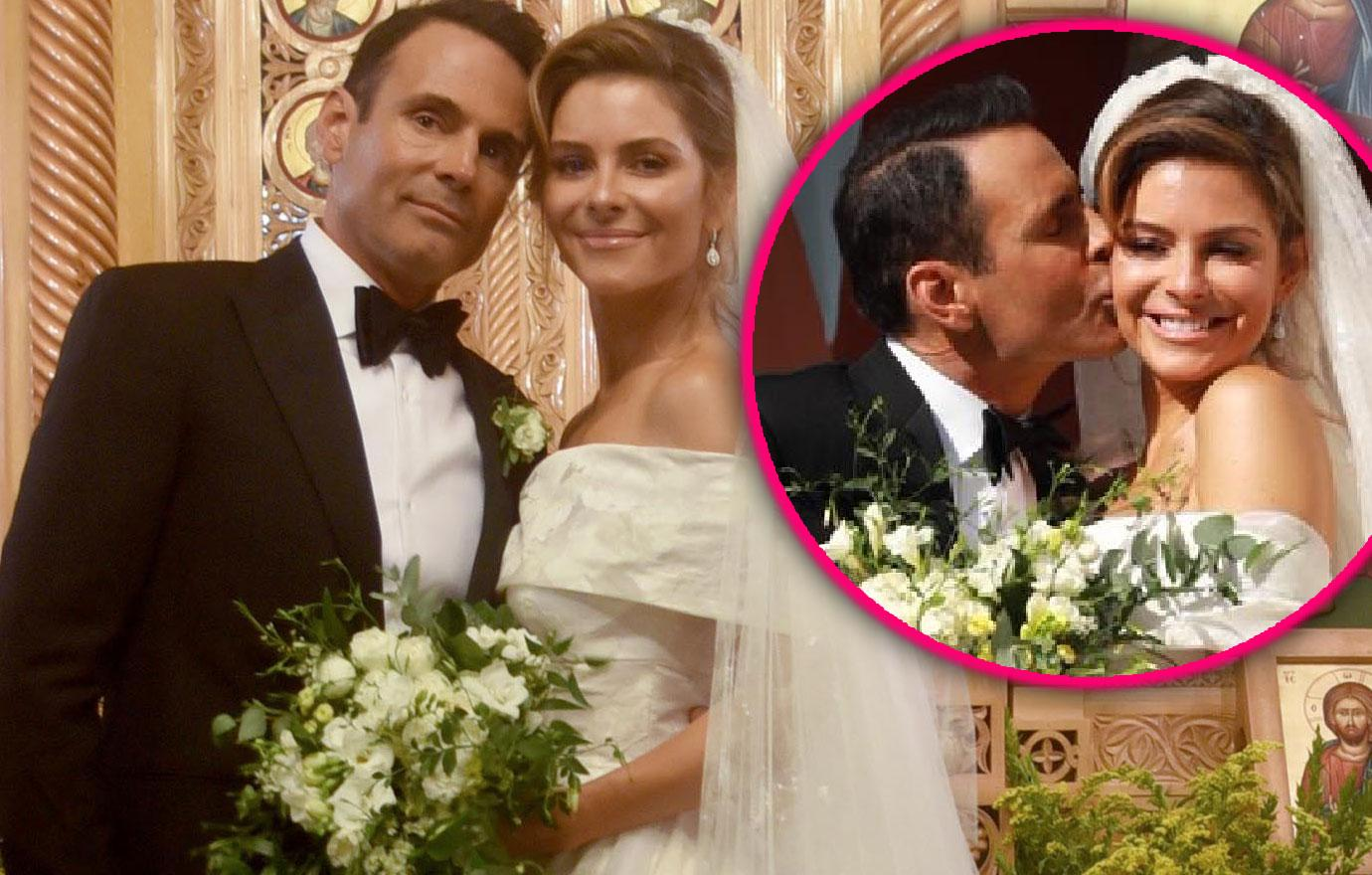 Maria Menounos And Keven Undergaro Have Traditional Greek Wedding