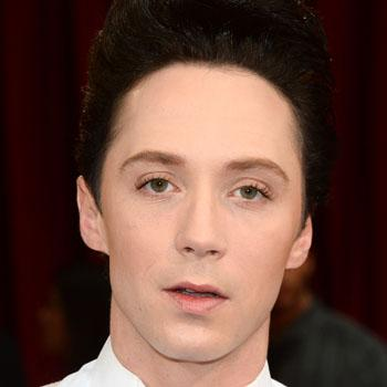//johnny weir troubles