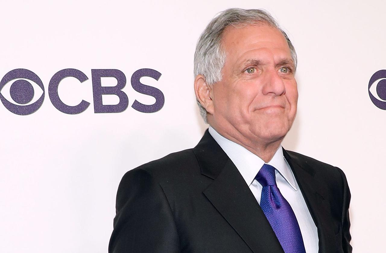 //cbs chief les moonves set to be axed pp