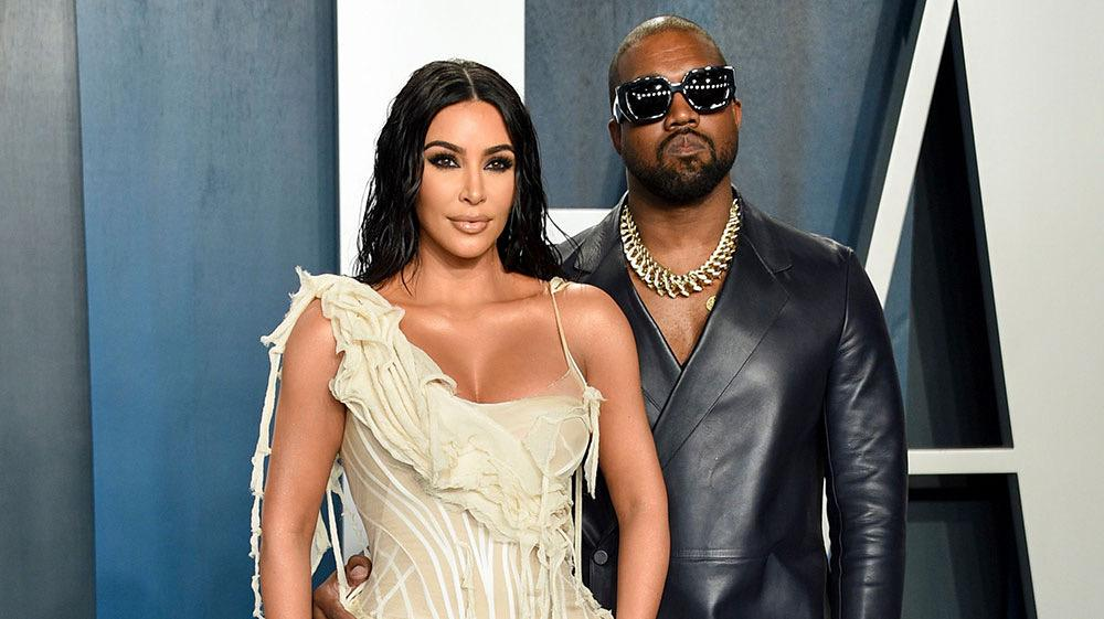 Kanye West Surprises Wife Kim Kardashian With Hologram of Her Late Father
