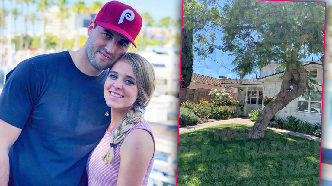 Jinger Duggar Husband Jeremy Vuolo 700K Los Angeles Home