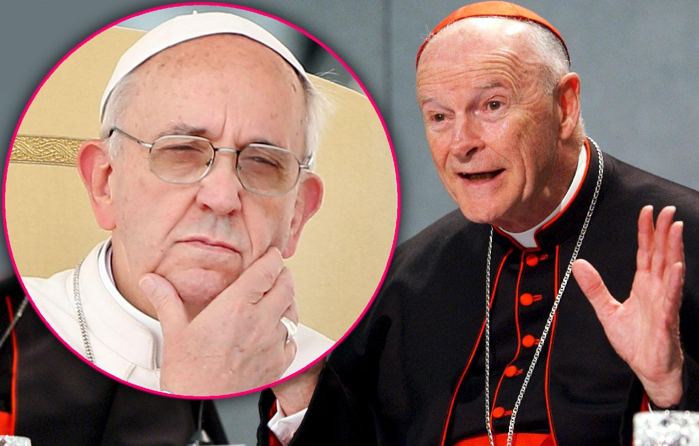 Pope Defrocks Cardinal McCarrick Amid Child Abuse Allegations