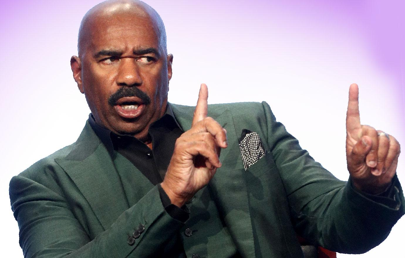 Steve Harvey Defends Memo Moves Show To Los Angeles