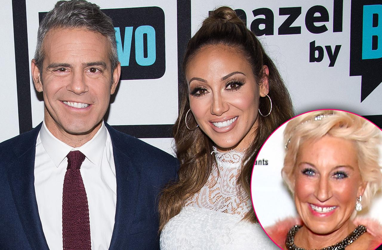 Melissa Gorga Andy Cohen Lawsuit Jackie R