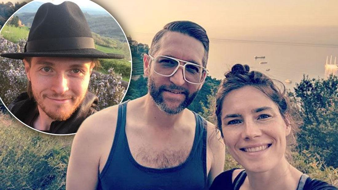 Amanda Knox's Ex-Boyfriend Raffaele Wishes Her Well On Marriage