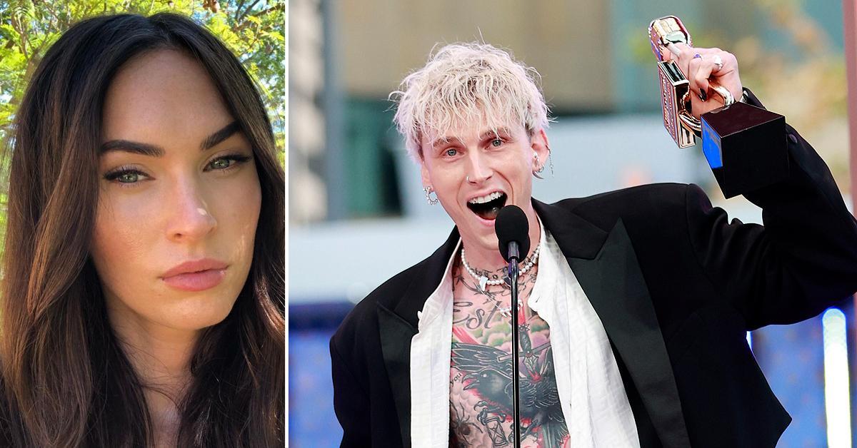 Megan Fox Argues With Boyfriend Machine Gun Kelly
