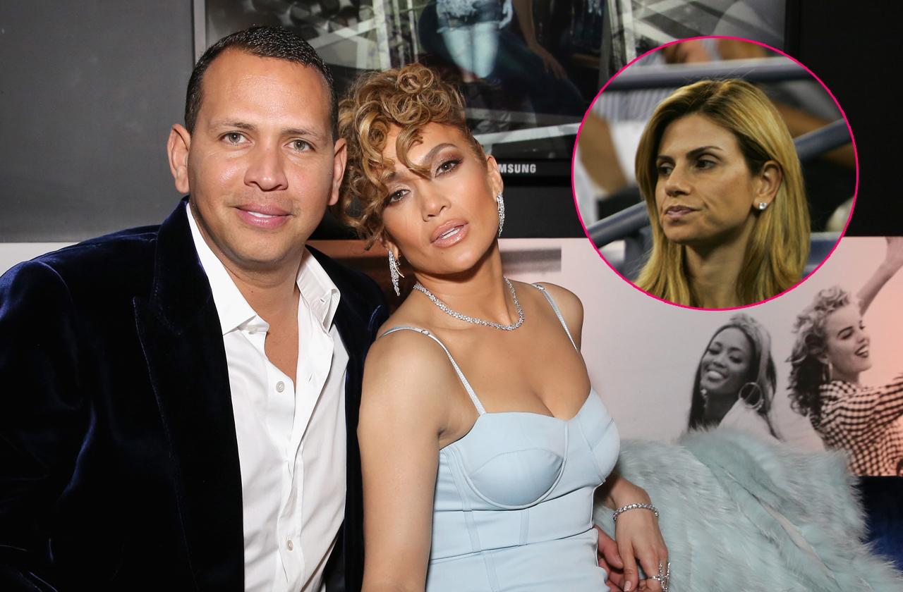 Jennifer Lopez Gets Involved In Alex Rodriguez Child Support Drama