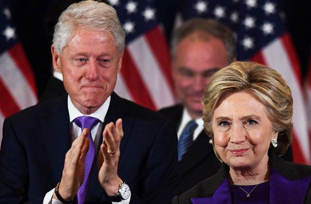 bill clinton conflict of interes claims judicial watch