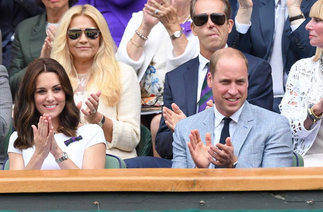 Prince William And Princess Kate Enjoy Wimbledon Finals Date