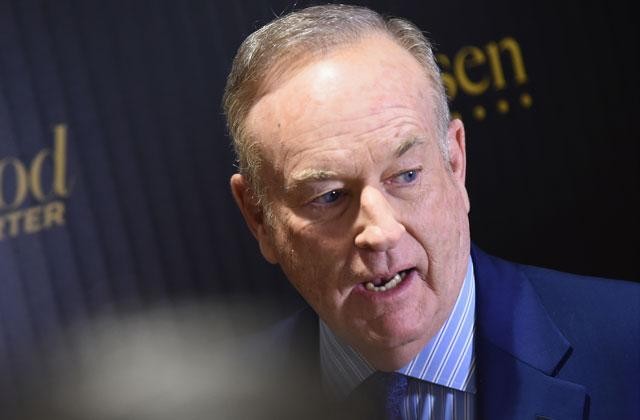 Bill OReilly Fox News Non-Compete Clause