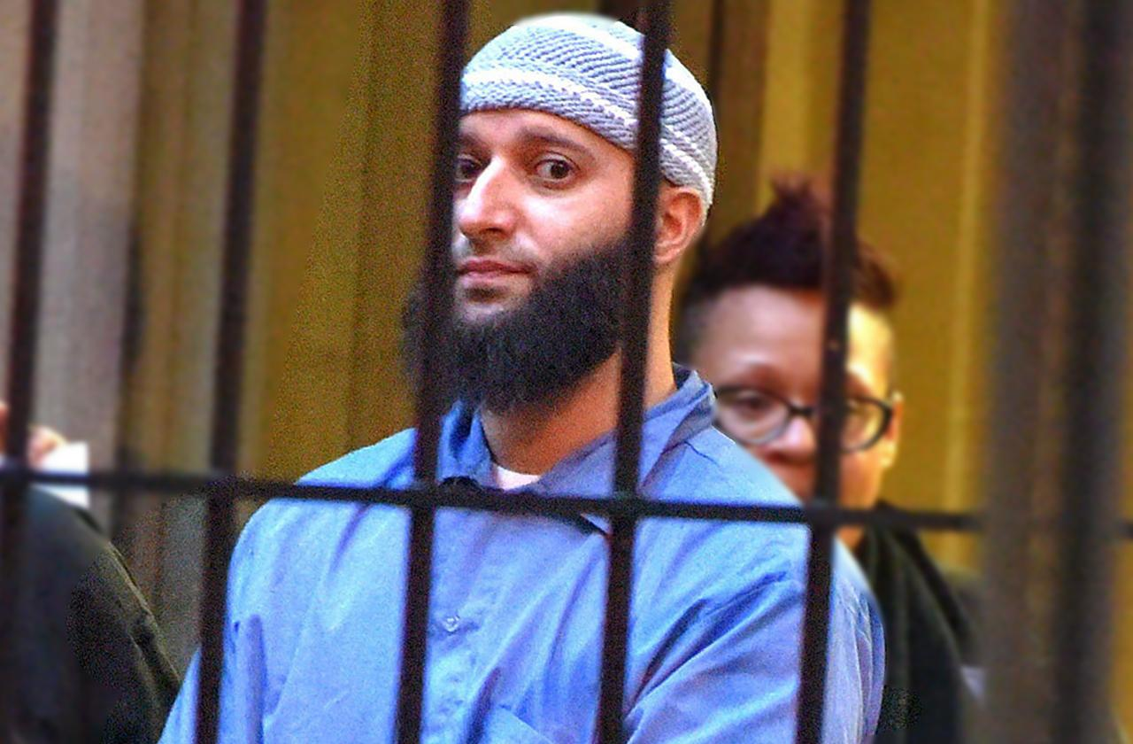 'Serial' Podcast Killer Adnan Syed's Conviction Overturned