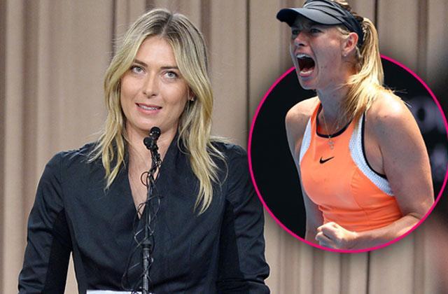 Maria Sharapova Failed Drug Test Nike Suspends Contract