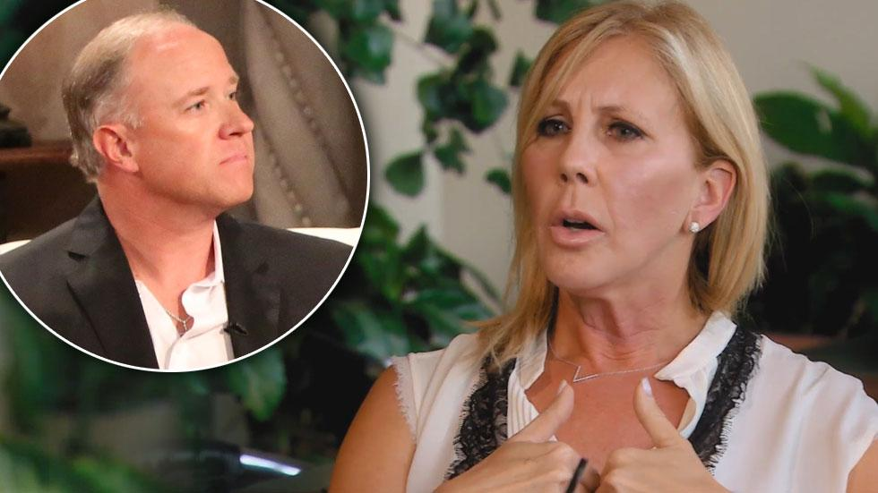 Vicki Gunvalson Brooks Ayers Cancer