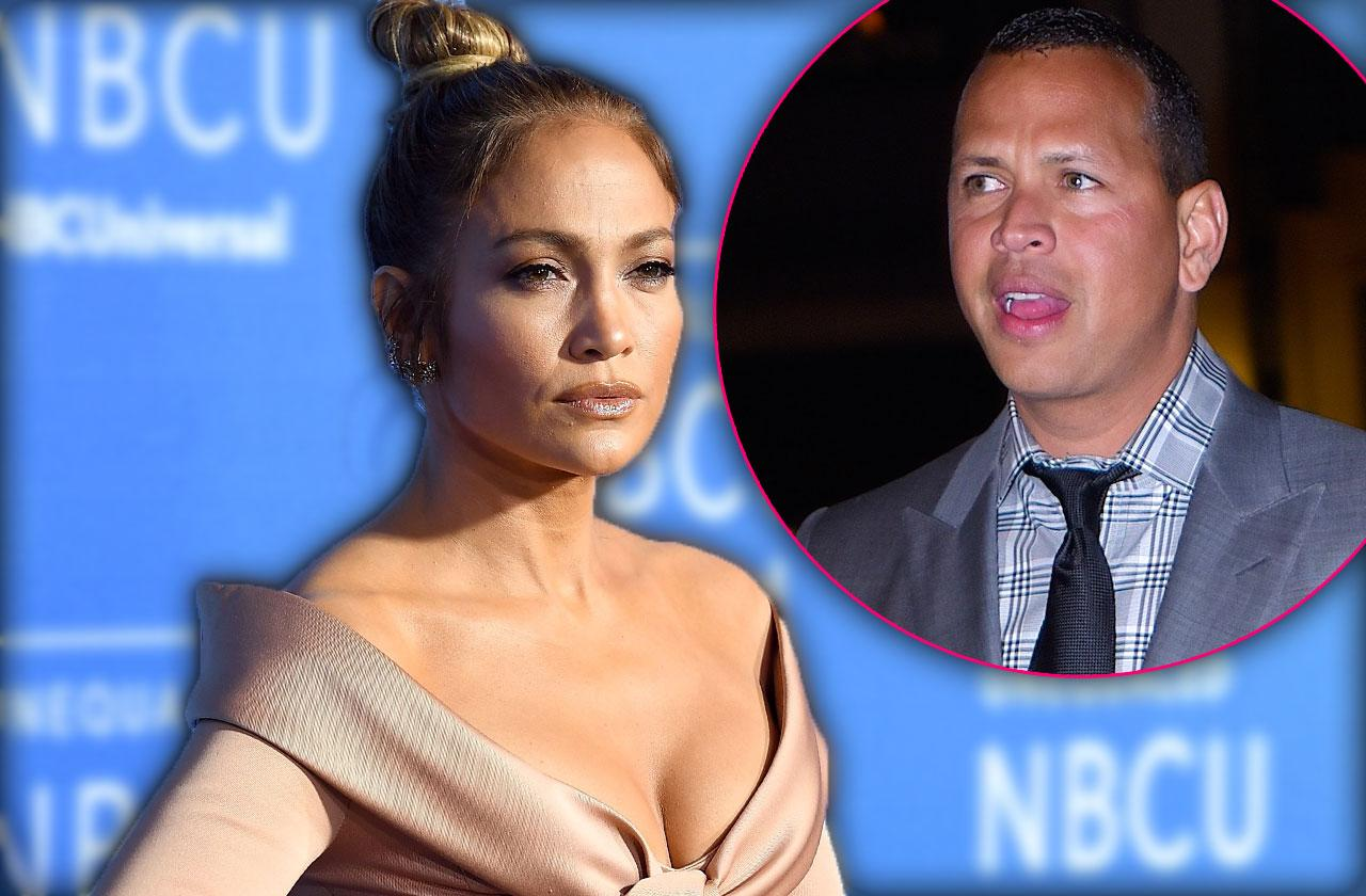 Jennifer Lopez Alex Rodriguez Cheating Scandal Lies