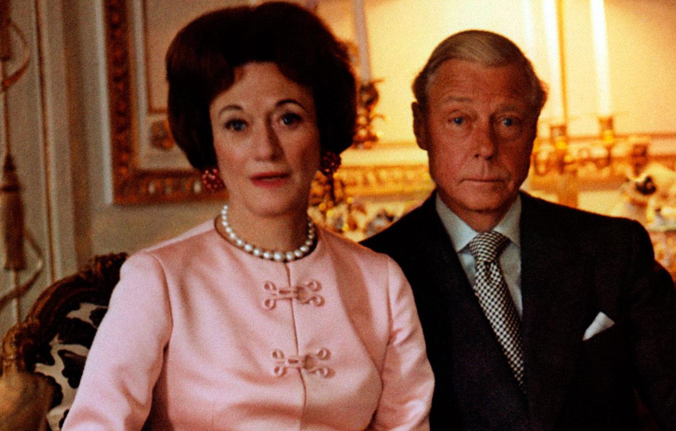 Edward VIII Dominated By Wallis Simpson