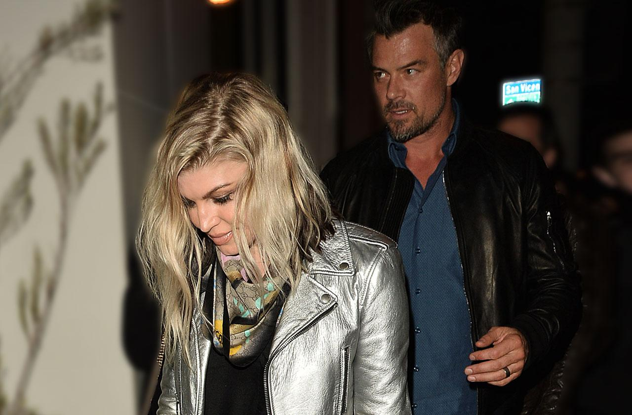 Josh Duhamel's Father Insists He Still 'Love's' Fergie After Split