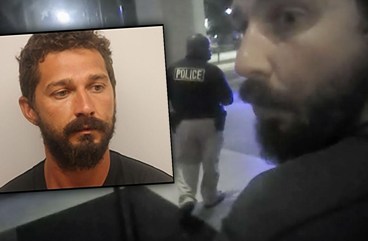 shia lebeouf arrested anger management