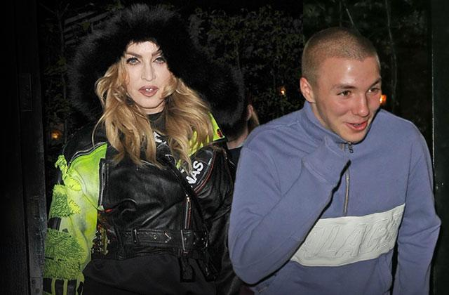 //madonna rocco ritchie custody battle party together pp